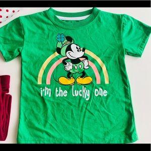 Mickey novelty T-shirt